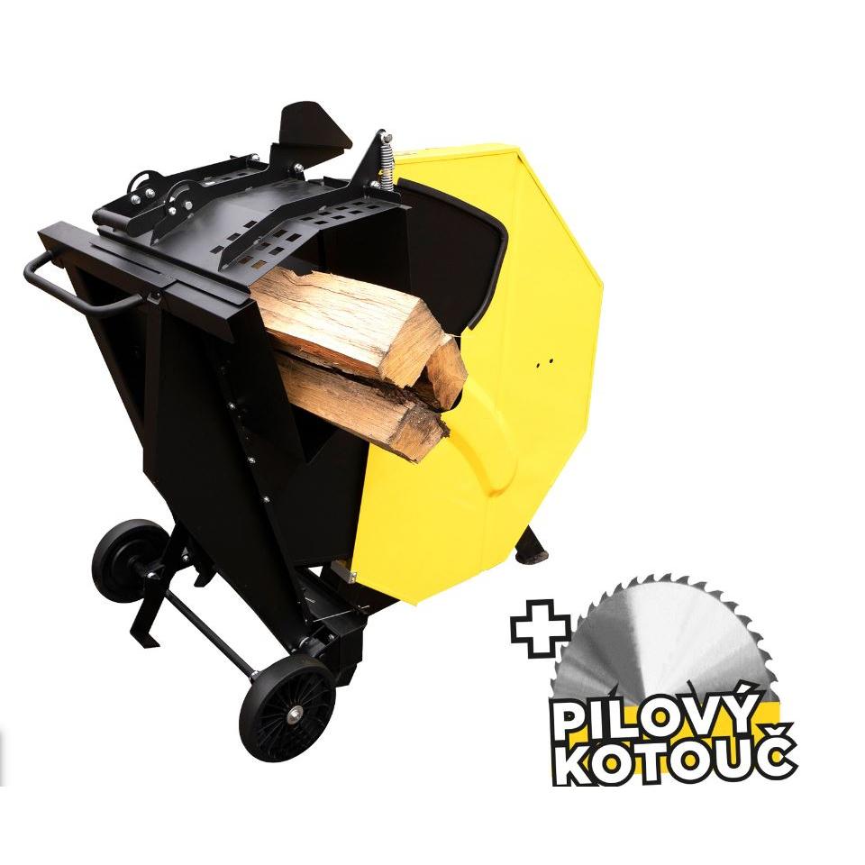 Píla kolísková 4kW, 400V (cirkulárka)