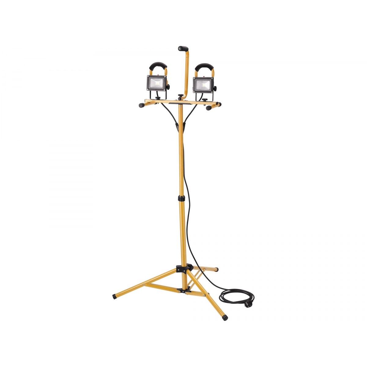Reflektor LED, 2x800lm, so stojanom 125cm