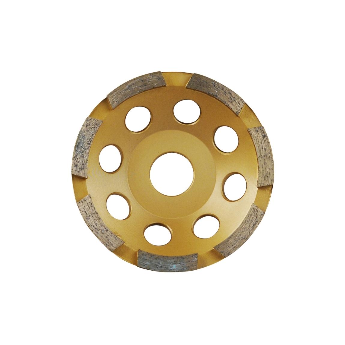 kotúč diamantový brúsny jednoradový, 125x22,2mm
