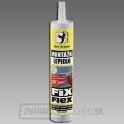Den Braven - montážne lepidlo FIX FLEX 310ml