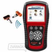 TPMS a EOBD diagnostika TS601