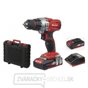 Vrtačka aku TE-CD 18/2 Li Kit Einhell Expert Plus