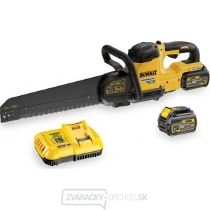 DCS396T2 Aku pila Alligator 295 mm 54V, 2x 6,0Ah XR Li-Ion DeWALT FLEXVOLT