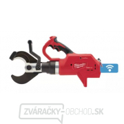 Milwaukee FORCE LOGIC ™ hydraulické kliešte na káble M18 HCC75-0C