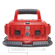 Milwaukee M14-M18 M1418C6 Multi nabíjačka