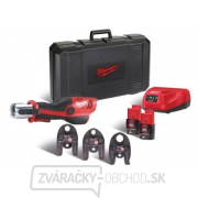 Milwaukee Hydraulický lis M12 HPT-202C TH-KIT